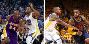 NBA – Kobe ou LeBron ? Iguodala révèle le plus dur à défendre !