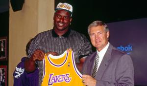 NBA – Shaq raconte comment il a été convaincu de signer aux Lakers en 1996