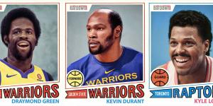 NBA – Les joueurs actuels avec des looks 80's