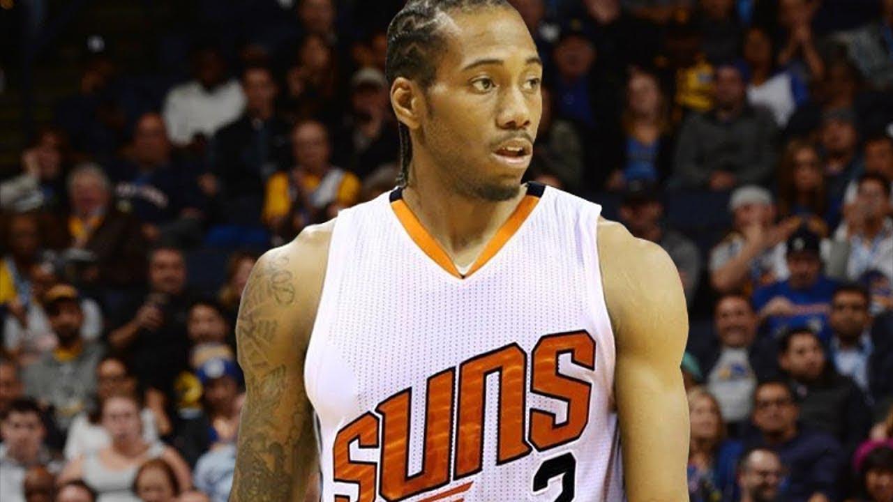 Kawhi Leonard Suns