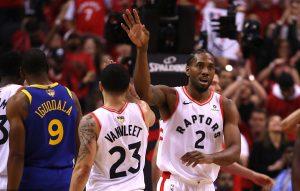 NBA – Fred VanVleet sans pitié pour Kawhi Leonard s'il quitte Toronto