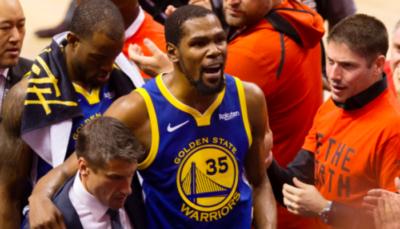 NBA – Kevin Durant craque : « Les fans des Warriors sont trop étranges »
