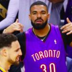 NBA – Une amende infligée par les Warriors à Drake révélée !