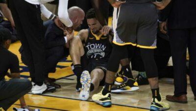 NBA – Dernières infos sur la blessure de Klay Thompson, les stars réagissent