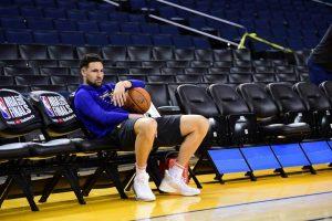 NBA – Des nouvelles sur la santé de Klay Thompson