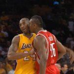 NBA – La technique de Kobe pour répondre aux coups de Ron Artest