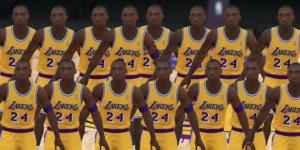 NBA 2K – 5 Kobe(s) contre la ligue, qui gagne le titre ?