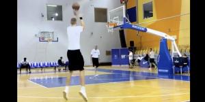 NBA – Rick Carlisle entraîne Porzingis à la méthode Nowitzki