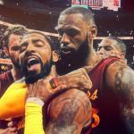 NBA – « LeBron a eu une mauvaise influence sur Kyrie » selon un ancien des Cavs