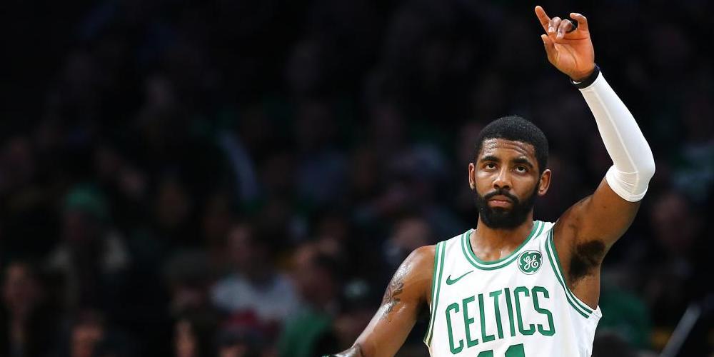 Kyrie Irving proche de quitter les Celtics