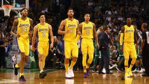NBA – Les Lakers prêts à faire revenir un ancien joueur ?
