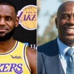 NBA – Magic Johnson s'enflamme pour LeBron James !