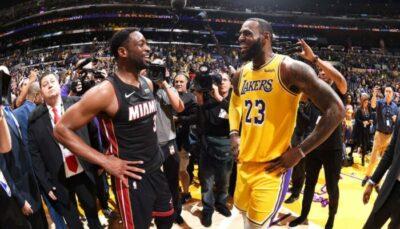 NBA – Époustouflé, Dwyane Wade lâche un énorme compliment pour LeBron