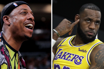 Paul pierce critique transfert lebron james lakers