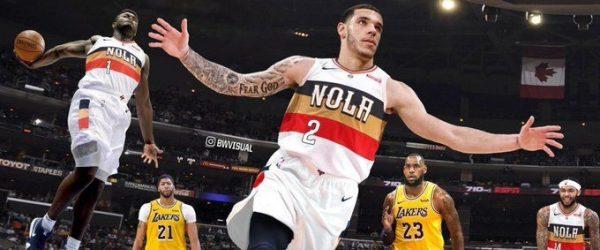 Mailleurs trolls sur le trade Lakers Pelicans