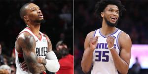 NBA – Damian Lillard et Marvin Bagley se clashent via des morceaux de rap
