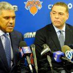 NBA – Les Knicks virent leur président !