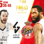 Jeep Élite : Preview de l'Épilogue ASVEL-Monaco