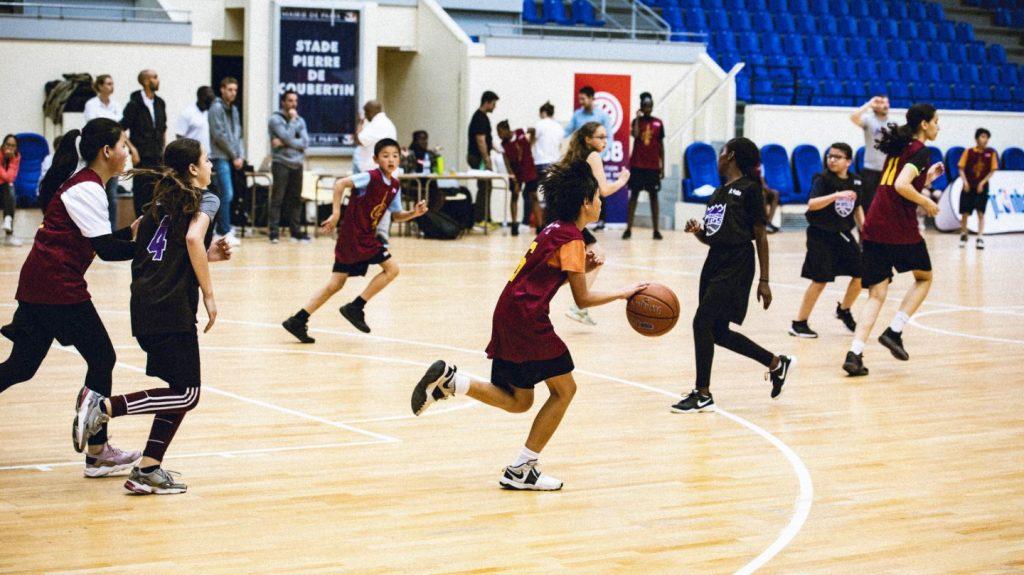 Retour sur les finales de la Junior Ligue NBA UNSS FFBB…