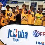 NBA – La Junior Ligue s'achève en beauté à Coubertin