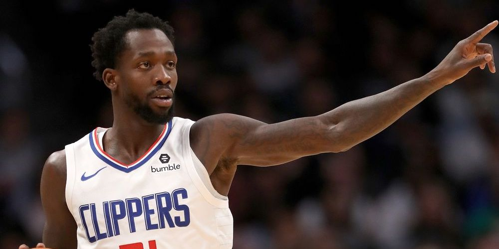 Patrick Beverley aux Los Angeles Clippers