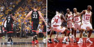 NBA – Les starters des Raptors signent une grande première depuis 1995