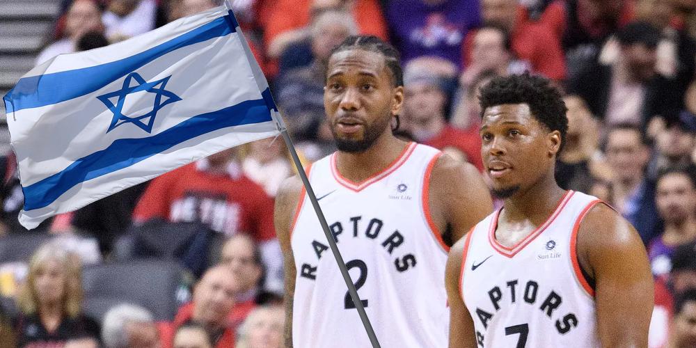 Raptors Israel titre NBA