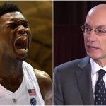 NBA – Le conseil d'Adam Silver à Zion Williamson