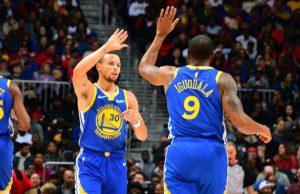 NBA – Andre Iguodala s'interroge sur la hate contre Steph Curry