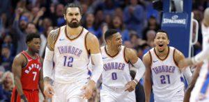 NBA – Le Thunder prêt à trader quatre joueurs