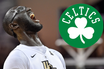 Tacko Fall celtics nab