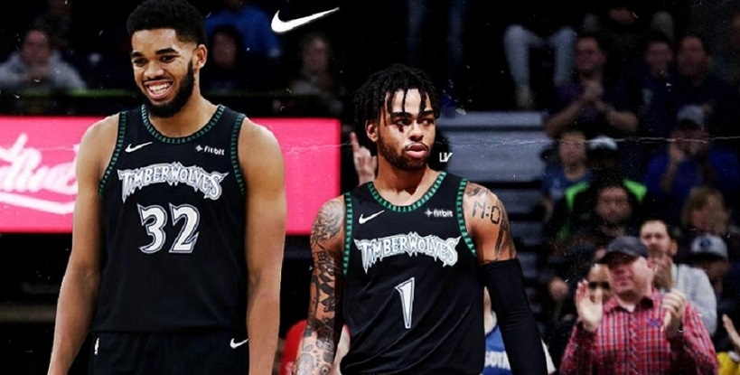 towns russell minnesota timberwolves free agency