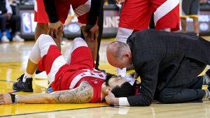 NBA – Fred VanVleet était triplement blessé durant les Finales !