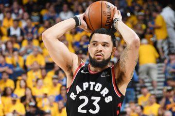 VanVleet, le facteur X des Toronto Raptors contre les Warriors