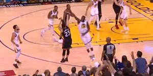 NBA – Top 5 : VanVleet termine les Warriors du parking !