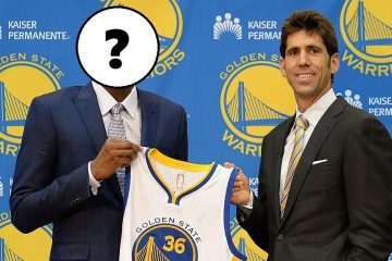 Warriors Draft