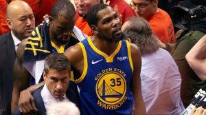NBA – Comment la blessure de Kevin Durant change son avenir, celui des Warriors et de la ligue