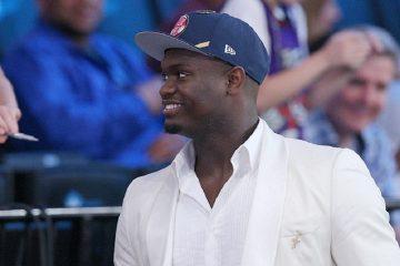 Zion Williamson est ravi d'être un joueur des Pelicans