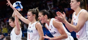 Eurobasket (F) – Les serbes montent sur le podium, la Grande-Bretagne 4e
