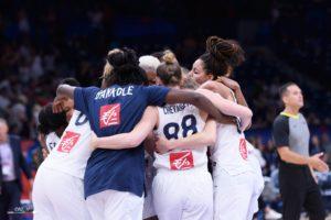 Eurobasket (F) – Une fin de match folle envoie les françaises en demi-finale