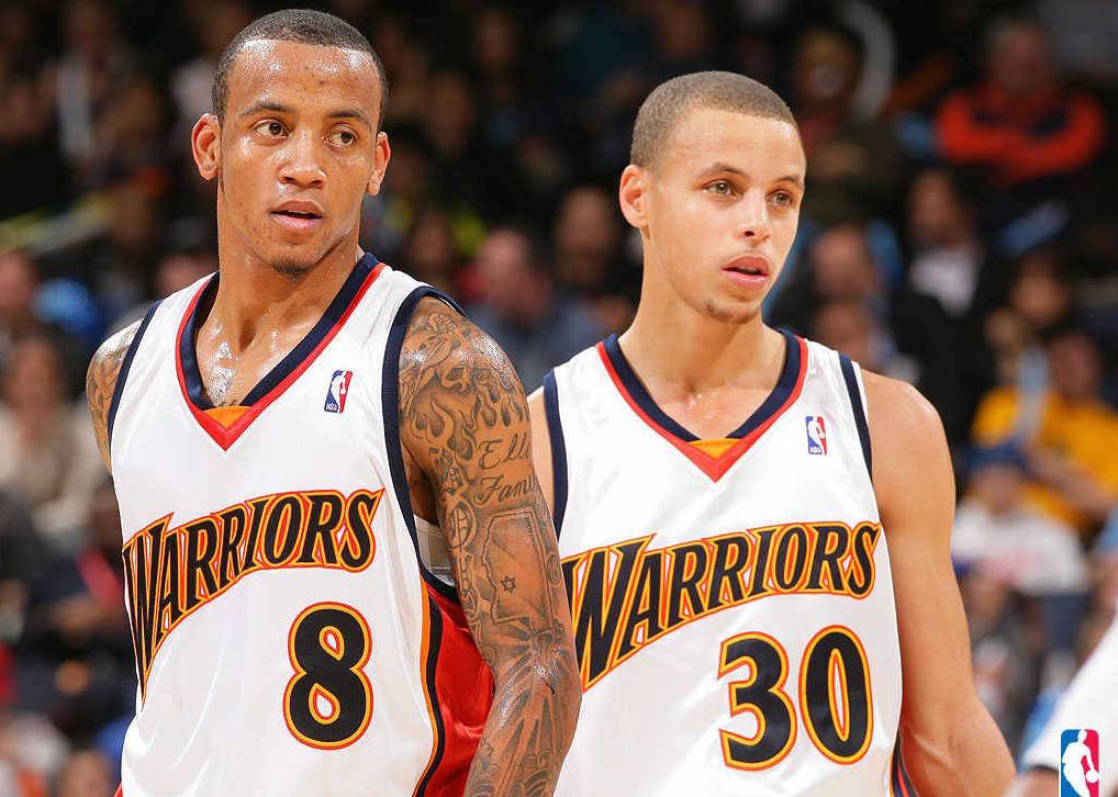 Steph Curry et Monta Ellis