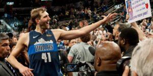 NBA – Les Mavs lâchent un méga troll pour Dirk Nowitzki
