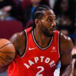 NBA – La phrase culte de Kawhi lors d'un entraînement des Raptors