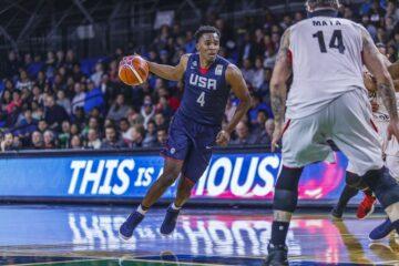 International à deux reprises avec Team USA Christon rejoint Limoges