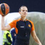 Euroleague – Reportage : Anne Panther, première femme à officier sur un Final Four