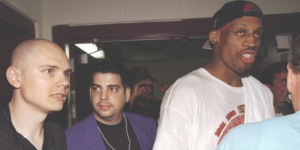 NBA – Les folles histoires de soirées de Dennis Rodman… en pleines Finales 1997