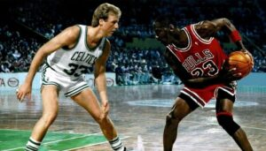 NBA – Quand Michael Jordan et Larry Bird se battaient contre la cocaïne