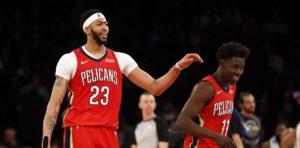 NBA – Elfrid Payton s'émeut du traitement réservé à Anthony Davis