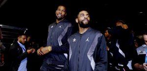 NBA – Le geste de Durant et Irving pour permettre l'arrivée de DeAndre Jordan