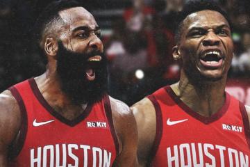 James Harden et Russell Westbrook vont rejouer ensemble aux Rockets